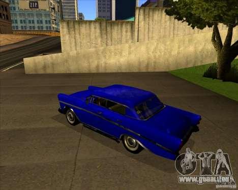 Hollywood pour GTA San Andreas vue de droite