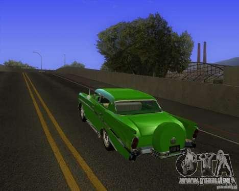 Hollywood pour GTA San Andreas laissé vue
