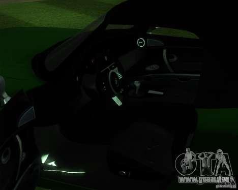BMW Z8 für GTA San Andreas rechten Ansicht