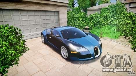 Bugatti Veyron 16.4 v3.0 2005 [EPM] Strasbourg für GTA 4