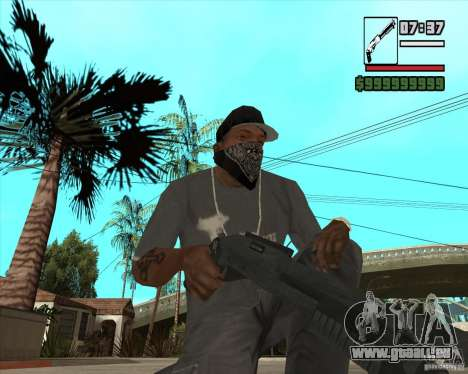 Drobaš für GTA San Andreas