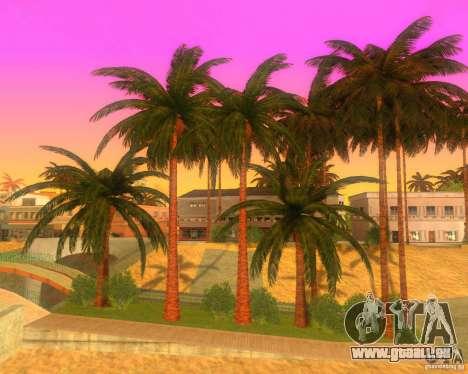 Sweet ENB Final pour GTA San Andreas deuxième écran