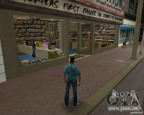 New Downtown: Ammu Nation GTA Vice City pour la deuxième capture d'écran