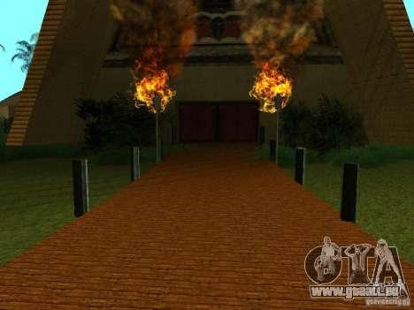 Neue Texturen für Casino Pilgrim für GTA San Andreas zweiten Screenshot