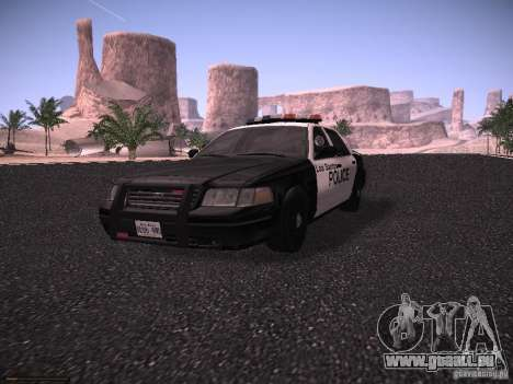 Ford Crown Victoria Police 2003 für GTA San Andreas