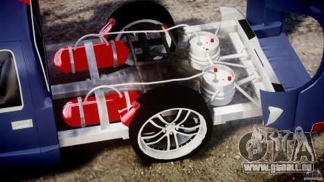 Chevrolet S10 1996 Draggin [Beta] pour GTA 4 est un droit