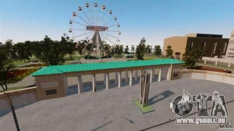 Kriminelle Russland RAGE v1. 2 für GTA 4 achten Screenshot