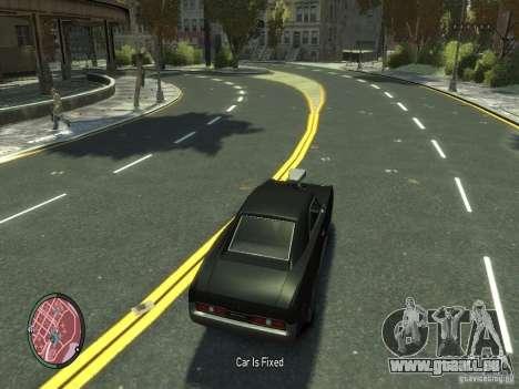 Road Textures (Pink Pavement version) pour GTA 4 sixième écran