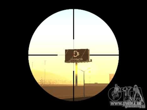 AWP pour GTA San Andreas deuxième écran
