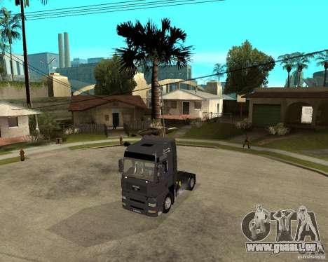 Man TGA pour GTA San Andreas