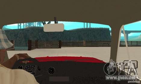 ZAZ 968 m pour GTA San Andreas vue de droite