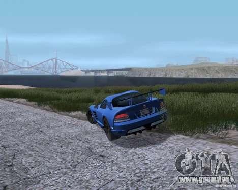 ENB Series by LeRxaR v 2.0 pour GTA San Andreas cinquième écran