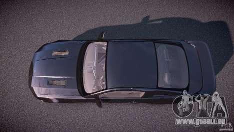 Saleen S281 Extreme Unmarked Police Car - v1.1 für GTA 4 rechte Ansicht