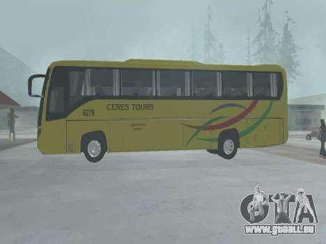 Yanson Viking - CERES TOURS 6279 für GTA San Andreas Rückansicht