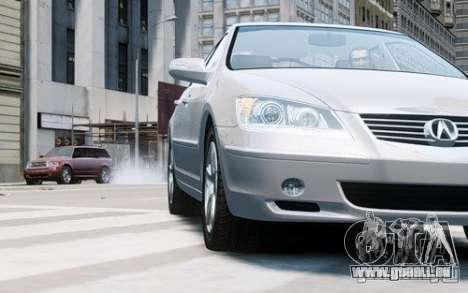 Acura RL 2006 für GTA 4