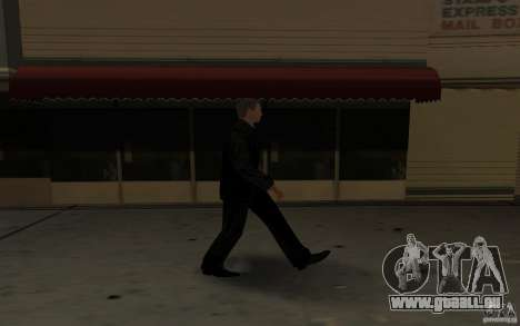 Agent 007 für GTA San Andreas sechsten Screenshot