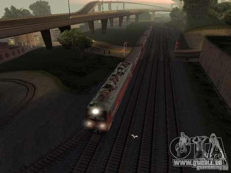 VL65-013 für GTA San Andreas rechten Ansicht