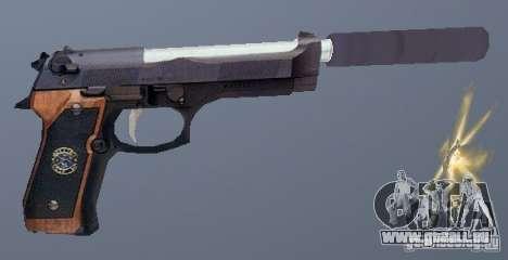 Beretta SD für GTA San Andreas