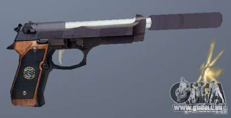 Beretta SD pour GTA San Andreas