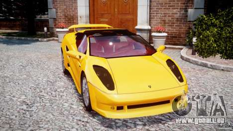 Lamborghini Cala pour GTA 4