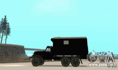 ZIL 157 pour GTA San Andreas vue de droite