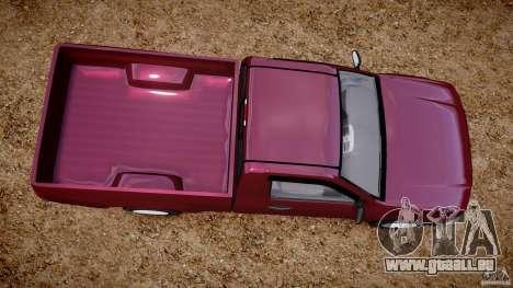 Chevrolet Colorado 2005 pour GTA 4 est un droit