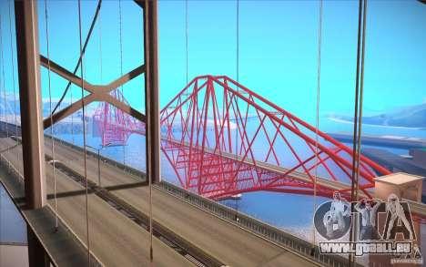 ENBSeries for SA-MP pour GTA San Andreas deuxième écran