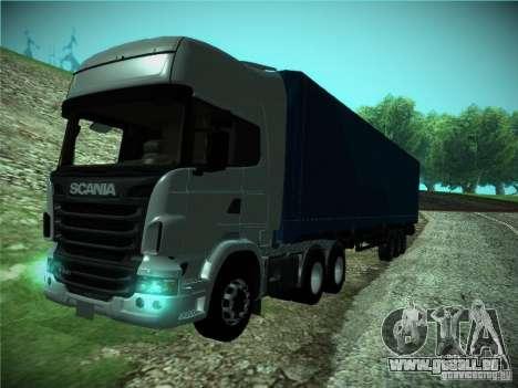 Scania R440 für GTA San Andreas