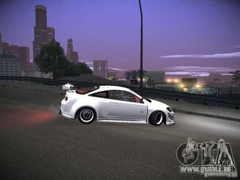 ENB Series by Raff V3.0 pour GTA San Andreas troisième écran