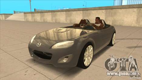 Mazda MX5 Miata Superlight 2009 V1.0 für GTA San Andreas