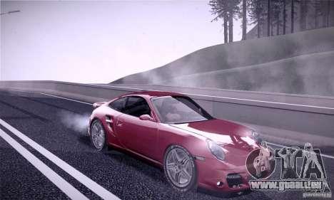 ENB By SilveR v1.0 pour GTA San Andreas deuxième écran