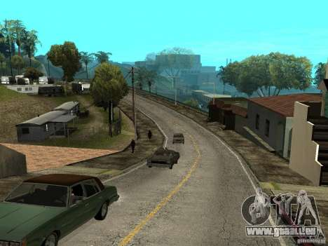 GTA SA 4ever Beta für GTA San Andreas zehnten Screenshot