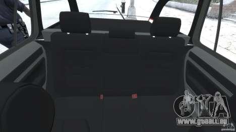 Skoda Octavia Scout Unmarked [ELS] pour GTA 4 Vue arrière