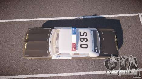 AMC Matador CHP [ELS] für GTA 4 rechte Ansicht