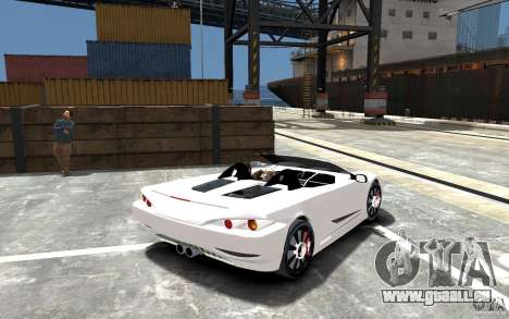 K1 Attack Concept für GTA 4 rechte Ansicht