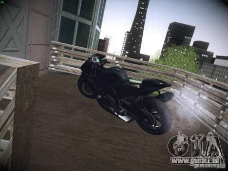 Aprilia RSV4 für GTA San Andreas Seitenansicht