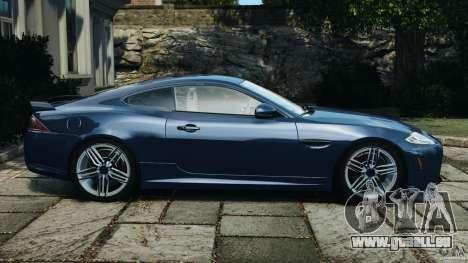 Jaguar XKR-S Trinity Edition 2012 v1.1 pour GTA 4 est une gauche