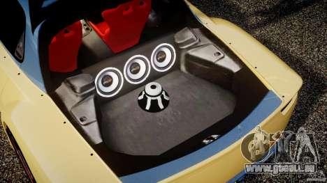 Mazda RX-7 Veilside v0.8 pour GTA 4 est une vue de dessous