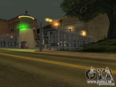 Busparkplatz v1. 1 für GTA San Andreas zweiten Screenshot
