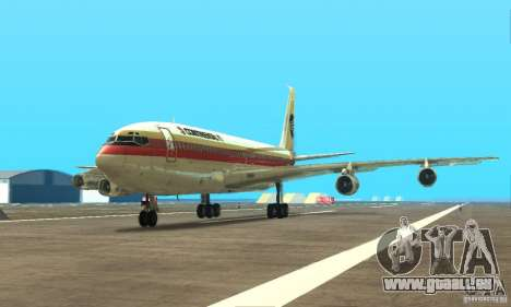 Boeing 707-300 pour GTA San Andreas