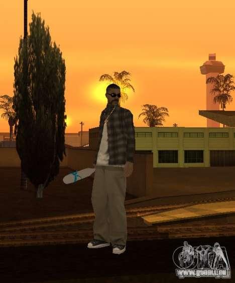 Bat El Coronos v.1.0 pour GTA San Andreas cinquième écran