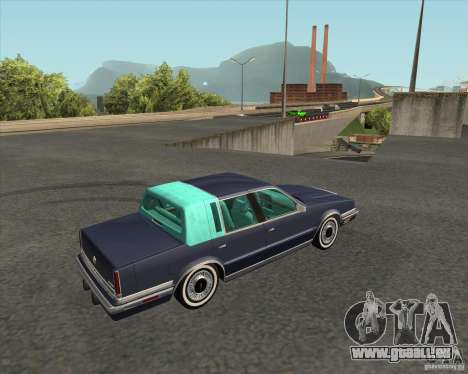 Chrysler New Yorker 1988 für GTA San Andreas linke Ansicht