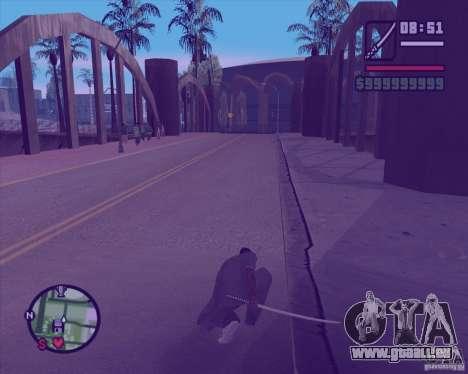 Chidory Mod pour GTA San Andreas sixième écran
