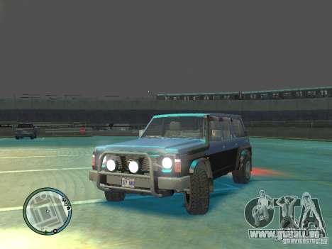 Nissan Safari 1992 pour GTA 4