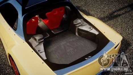 Mazda RX-7 Veilside v0.8 pour GTA 4 vue de dessus
