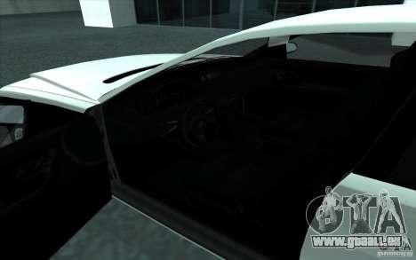Cognoscneti de GTA 4 pour GTA San Andreas vue intérieure