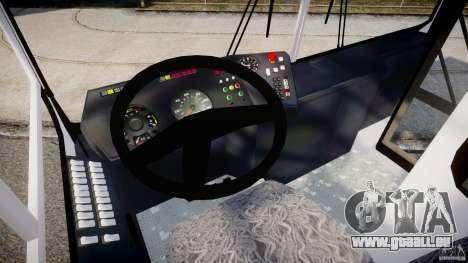 LIAZ 5256 für GTA 4 Innenansicht