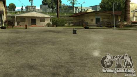 Flash-CoD-MW2 für GTA San Andreas her Screenshot