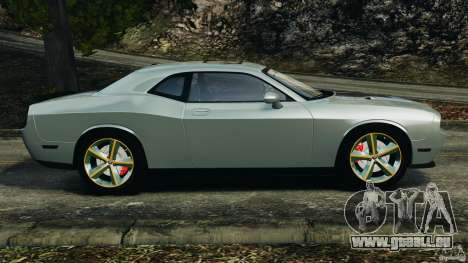 Dodge Challenger SRT8 2009 [EPM] pour GTA 4 est une gauche