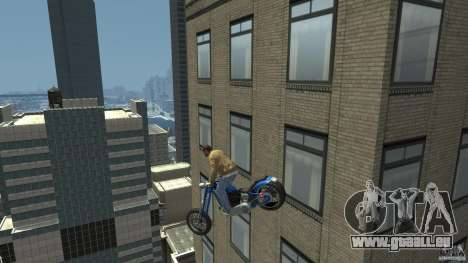 The Lost and Damned Bikes Hexer pour GTA 4 est un droit